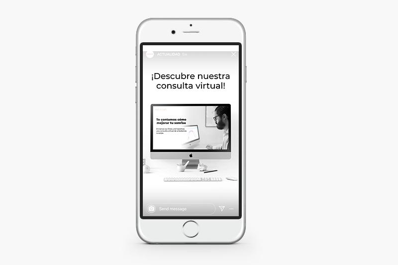 instagram-stories-consultorio-dental