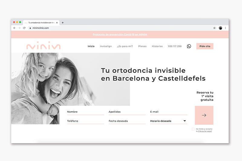 Web minim clinic